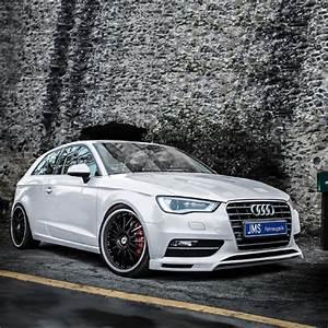 Felgen Für Audi A3 : audi a3 8v tuning neue frontlippe von jms 19 zoll ~ Kayakingforconservation.com Haus und Dekorationen