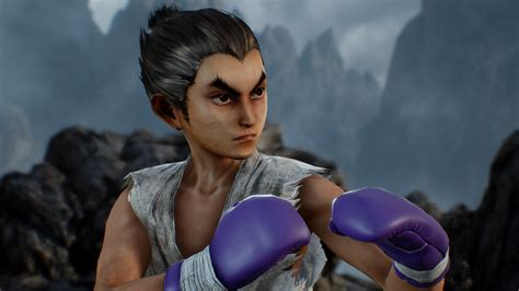 Gamescom 16 Kid Kazuya Young Heihachi Claudio Stage