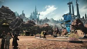 Final Fantasy XIV Stormblood Review PS4
