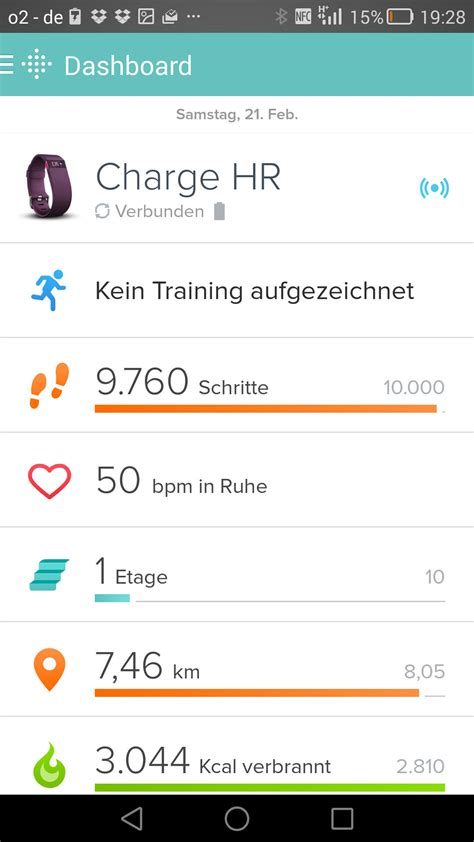 fitbit charge hr im test fitness tracker mit pulssensor techstage