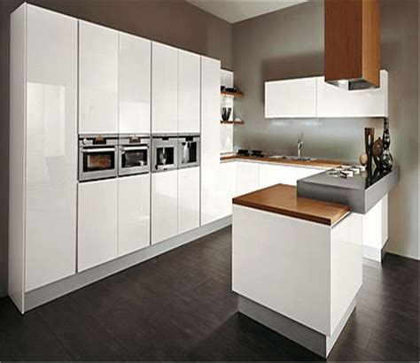 high gloss white kitchen cabinets best 25 high gloss kitchen cabinets ideas on