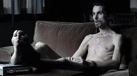 Christian Bale Looking Like Skeleton Lost Pounds For