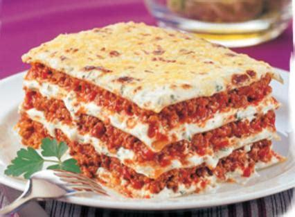 langue de cuisine 187 recette propos 233 e 187 lasagnes italiennes