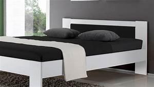 Bett Schwarz 140x200 : bett vega futonbett in schwarz wei mit rollrost und matratze 140x200 ~ Buech-reservation.com Haus und Dekorationen