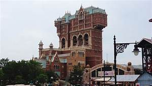 Tower of Terror POV Drop Ride Tokyo DisneySea Japan Dis ...