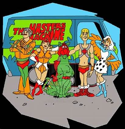 Cartoon Mashups Funniest Mashup Scooby Doo He