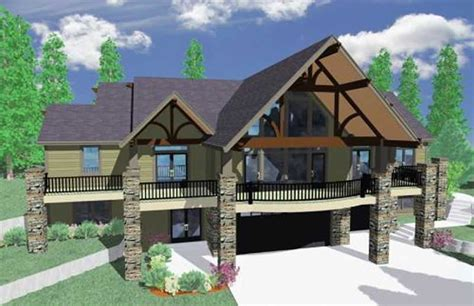 craftsman transitional country house plans home design