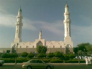 Panoramio - Photo of Masjid-e-Quba (Madina)