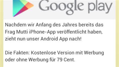 Smartphone Apps Zum Putzen by Frag Mutti Jetzt F 252 R Dein Android Smartphone