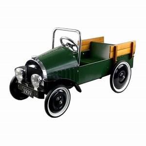 Pick Up Voiture : voiture p dale pick up vert protocol berceau magique ~ Maxctalentgroup.com Avis de Voitures