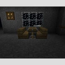 Minecraft Table Design Ideas  Minecraft Furniture