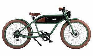 Greaser Retro Style Electric Bike