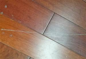 cout pour reboucher des rayures ou impacts sur votre parquet With rayure parquet stratifié