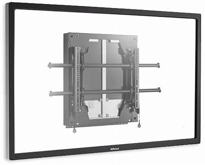 Height Tv Wall Mount Chief Dynamic Adjustable