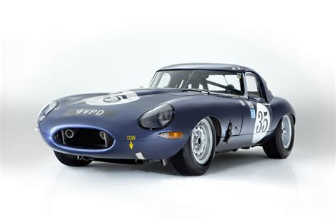Historic E-type Tops H&h Classics Offering At London
