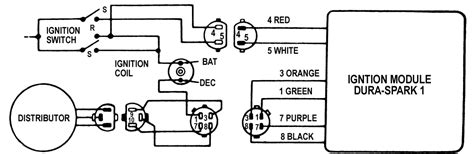 1982 Ford Ignition Module Wiring by 1975 F250 Will Not Continue To Engine Discussions