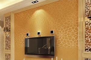 Räume Farblich Gestalten Beispiele : tapeten wohnzimmer beispiele gr n raum und m beldesign inspiration ~ Indierocktalk.com Haus und Dekorationen