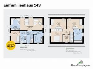 Haus Grundrisse Beispiele : grundrisse hauscompagnie ~ Frokenaadalensverden.com Haus und Dekorationen