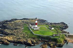 Buchan Ness Light Lighthouse In Boddam SC United Kingdom