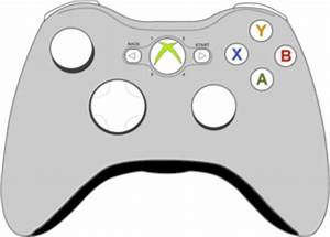 Xbox Controller | Free Images at Clker.com - vector clip ...