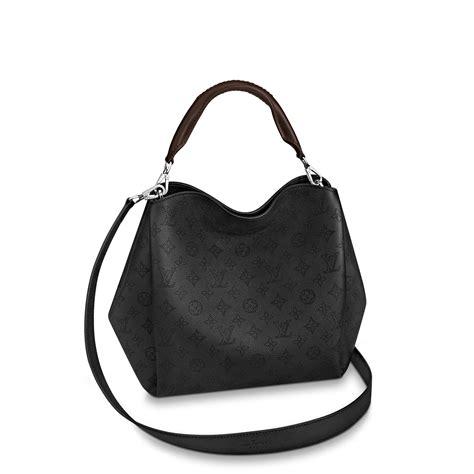 babylone pm mahina handbags louis vuitton