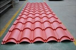 tile roof sheet clay tile profile panels latest price