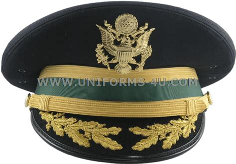 Us Army Service Cap For Field Grade Special Forces Officers