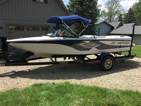 Used Ski Nautique Boats For Sale by Ski Nautique 2000 For Sale For 17 500 Boats From Usa