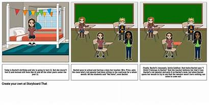 Christa Eleven Reading Project Storyboard