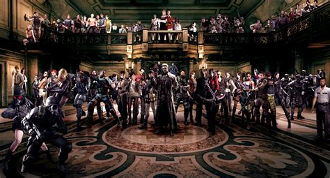 The online Resident Evil that nobody played - PlayStation