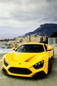 Sports Cars Zenvo ST1