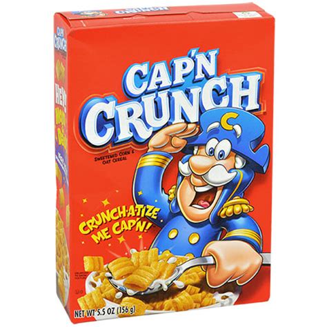Bulk Cap'n Crunch Cereal, 5.5-oz. Boxes at DollarTree.com
