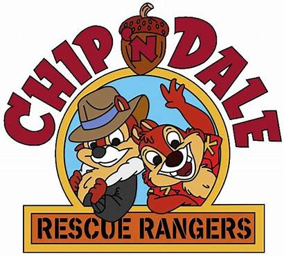 Dale Chip Rescue Rangers Cartoons Disney Wallpapers