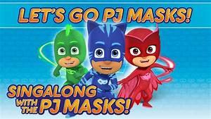 PJ Masks Singalong