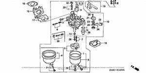 Honda Engines Gx270 Vnt2 Engine  Jpn  Vin  Gcab