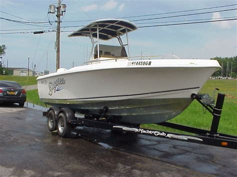 Used Outboard Motors Rochester Ny by For Sale Used 1997 Blue Fin Ind Spectrum 23cc In