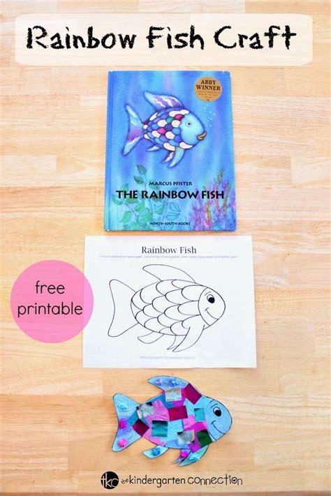 rainbow fish craft the kindergarten connection rainbow 579   d1c610de515f5c1947918855e6a5eb15