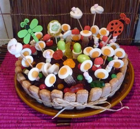 la cuisine de valerie gâteau bonbons fleurs la cuisine de valérie