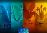 New Godzilla 2019 movie King of the Monsters trailer - Geeky Gadgets