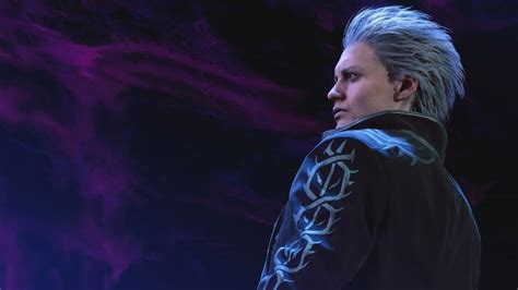 114 devil may cry 5 wallpaper. Devil May Cry 5, Vergil, 4K, #208 Wallpaper