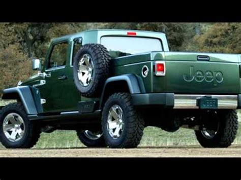 jeep truck  youtube