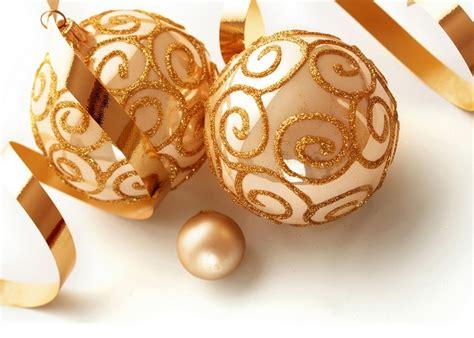 golden christmas ornaments christmas photo 22229827