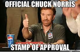 Approval Meme Official...