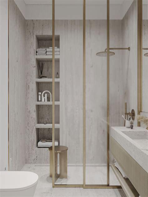 SADOVYE KVARTALY on Behance in 2020 Bathroom interior