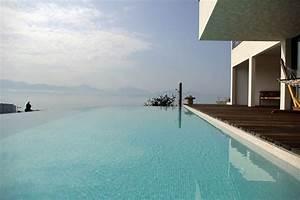 Combien Coute Une Piscine Intérieure : piscine d bordement tout savoir sur la piscine ~ Premium-room.com Idées de Décoration
