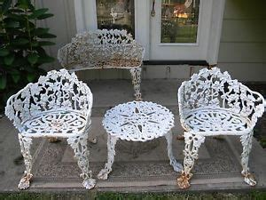 Vintage Wrought Iron Patio Furniture Manufacturers by Vintage Wrought Iron Patio Furniture Set Table Chairs