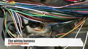 Repairing Wiring Harness