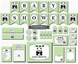 Panda Baby Shower Invitations by Panda Baby Shower Ideas Baby Ideas