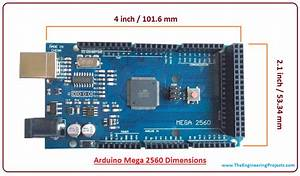 Introduction To Arduino Mega 2560