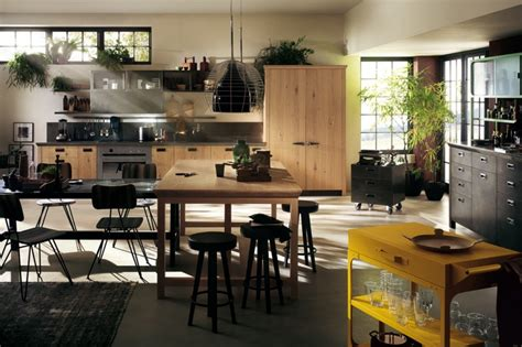 3f si鑒e social stile industriale le cucine più grazia it